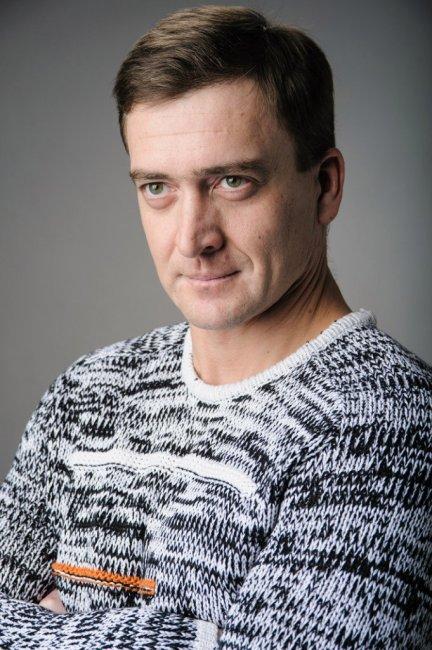 Актер Михаил Сакулин фото