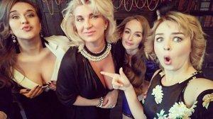 Дарья Баскакова-Левина актеры фото биография