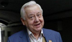 Олег Табаков искусственно введен в кому фото
