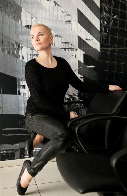 Фото актера Ольга Балашова