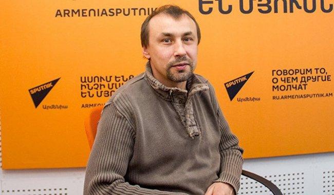 Актер Алексей Злобин фото