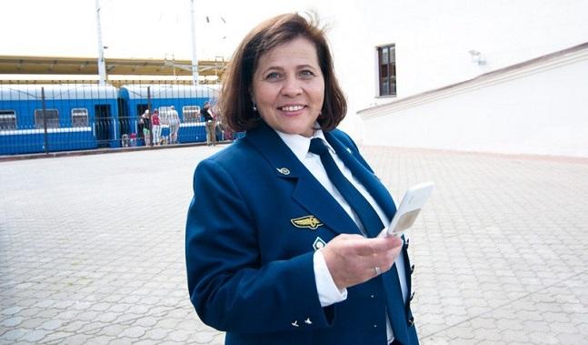 Наталья Цуба
