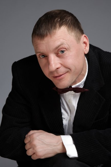 Актер Кирилл Крошман-Климов фото