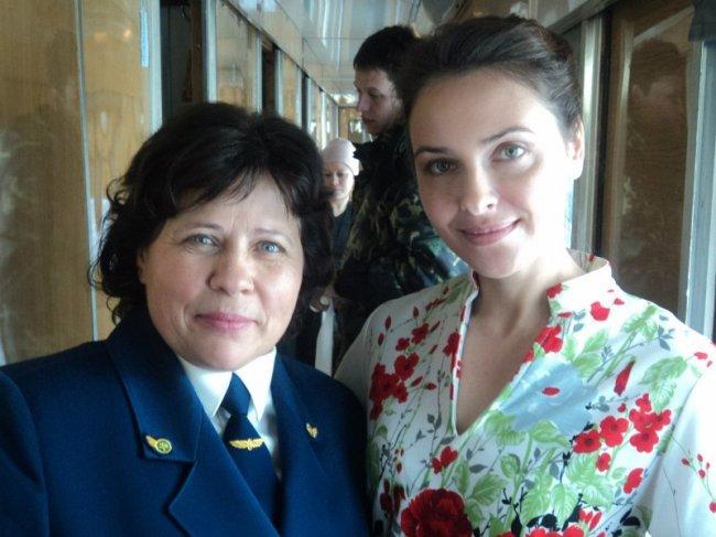 Фото актера Наталья Цуба