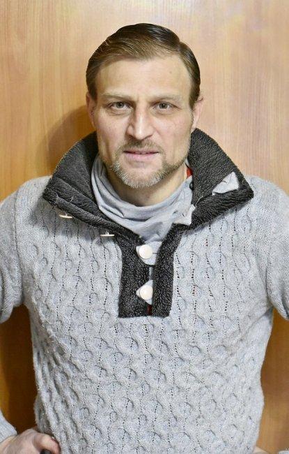 Актер Александр Носов фото