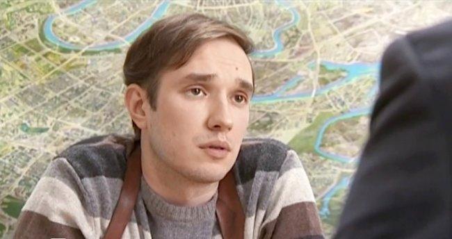 Актер Максим Линников фото