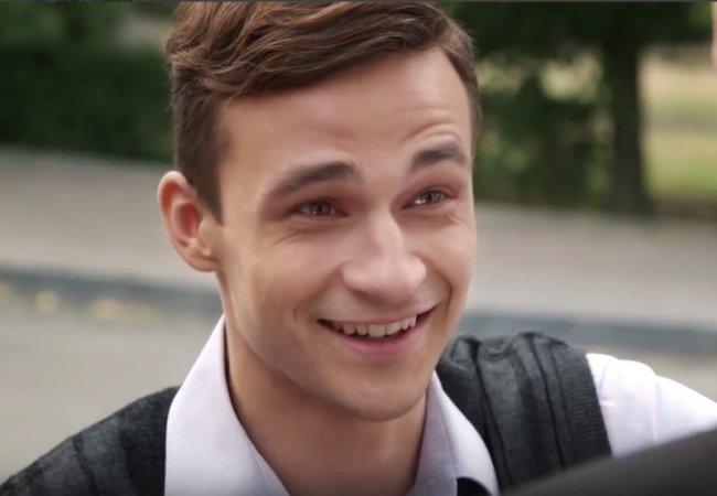 Даниил Мирешкин актеры фото биография