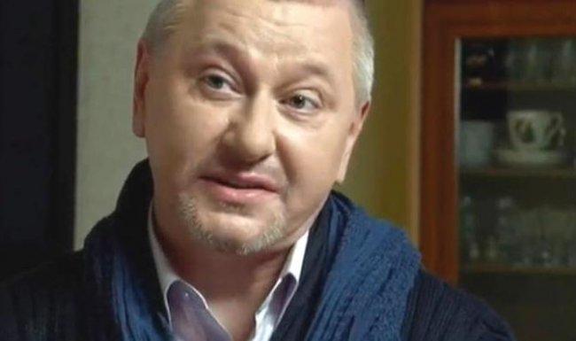 Сергей Чурбаков актеры фото сейчас