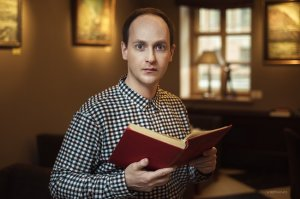 Актер Никита Тарасов фото