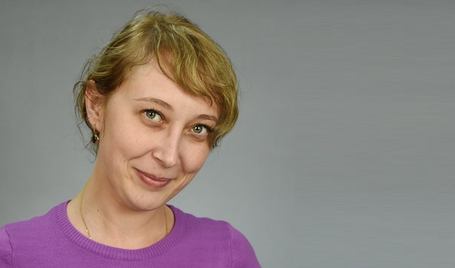 Виктория Пархоменко