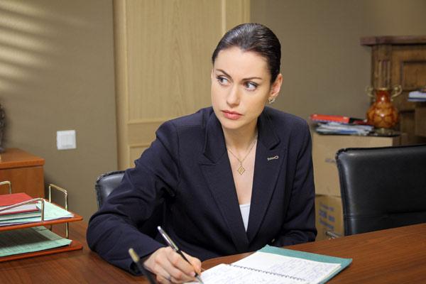 Анна Ковальчук в сериале Тайны следствия