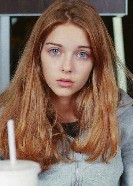 Актер Полина Стремоусова фото
