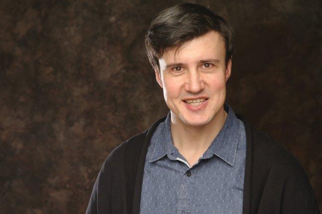 Актер Сергей Пинчук фото