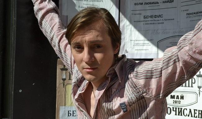 Фото актера Александр Заточкин, биография и фильмография