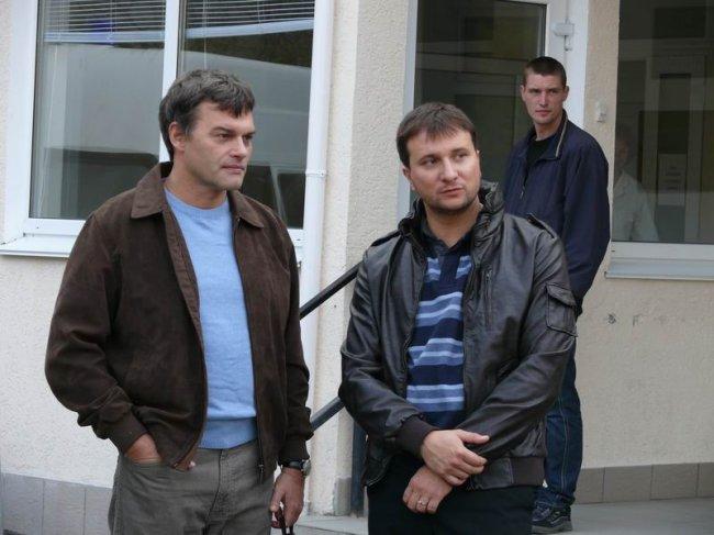 Актер Александр Сотников фото